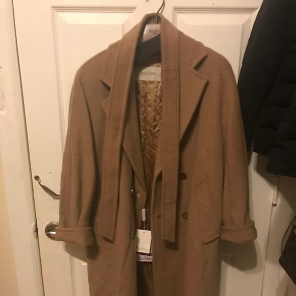 e1fa88c78a96 max mara Jackets & Coats | Madame 101801 Camel Coat | Poshmark